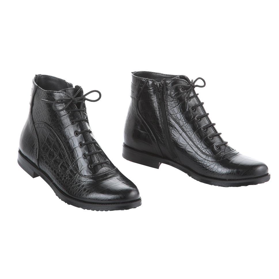 арт. 3149 н кайман (зима) - Ботинки зимние на высокий подъем 01766a35b61