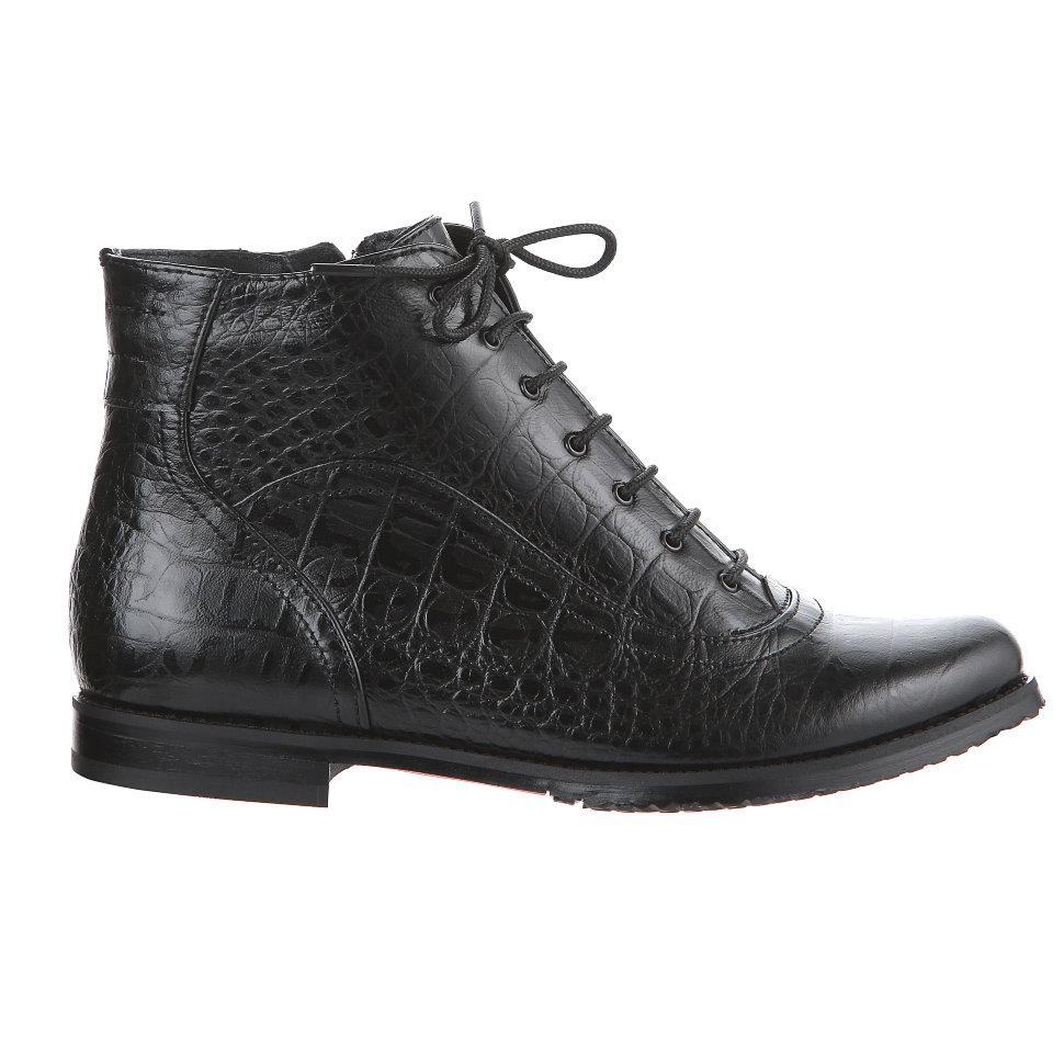 ad41928fcace арт. 3149 н кайман - Ботинки зимние на высокий подъем