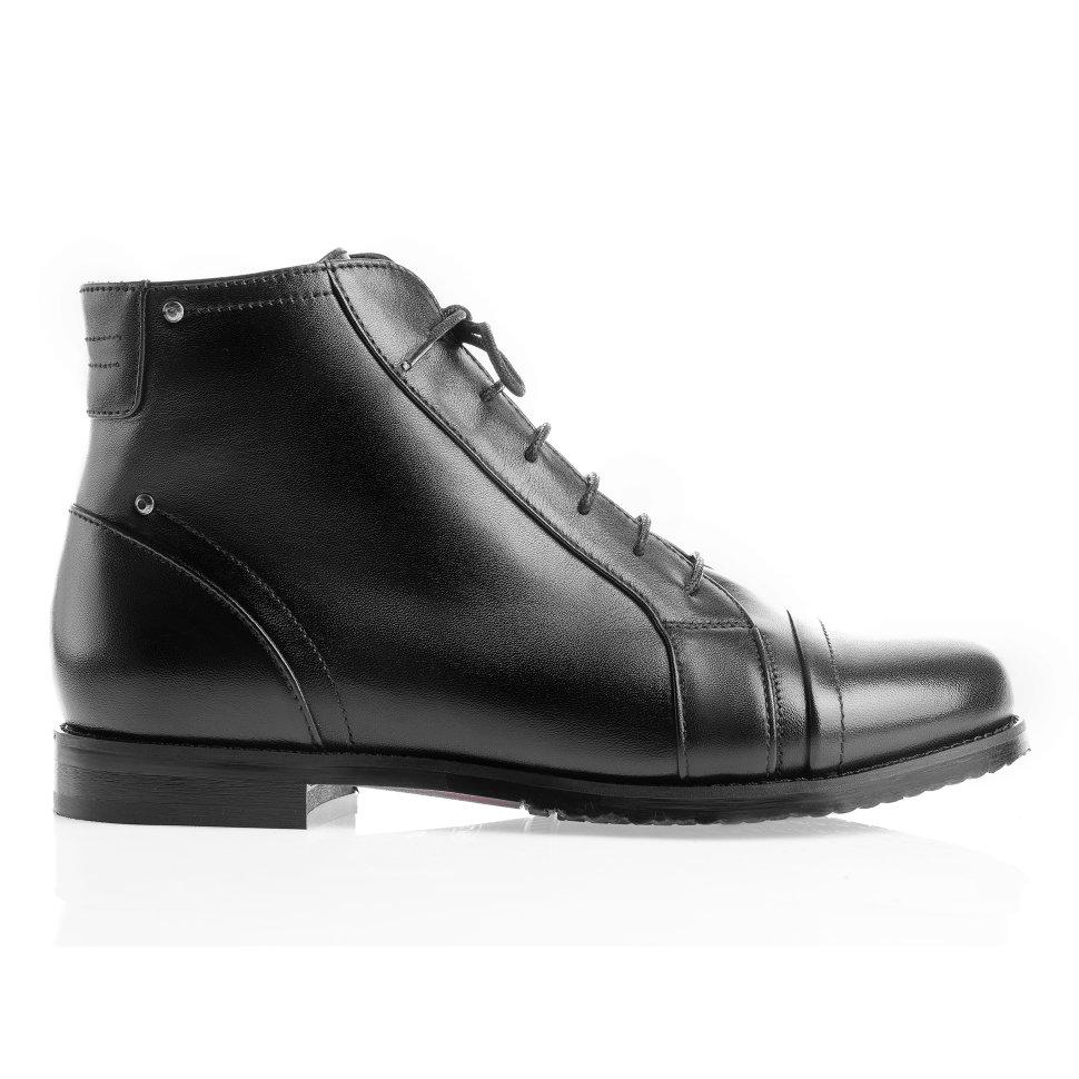 арт. 3196 н (зима) - Ботинки со шнуровкой и на молнии dbbd5780145
